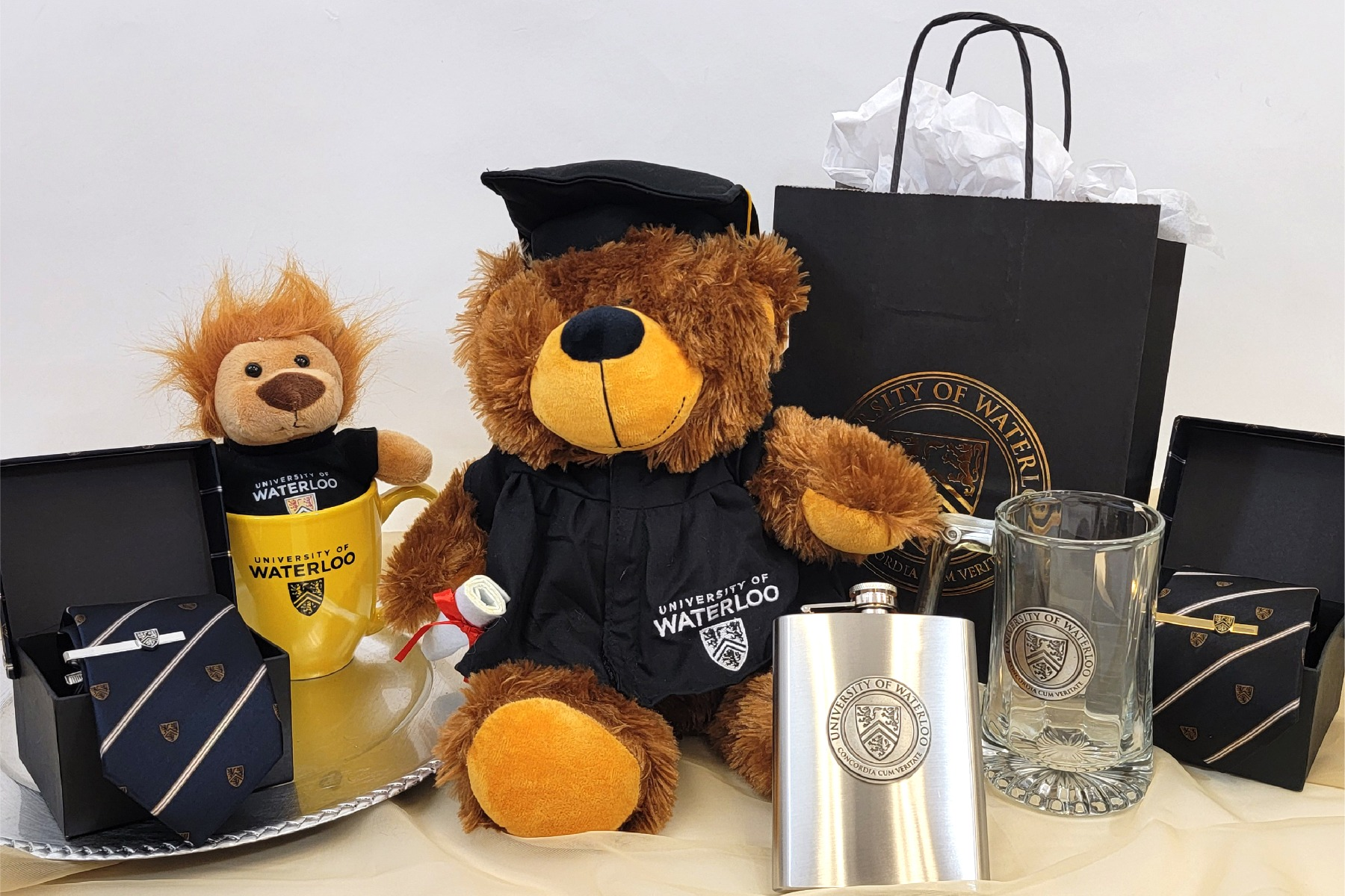 Cpnvocation bear and other grad gifts
