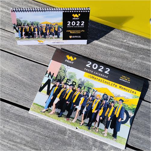 UWaterloo 2022 calendars