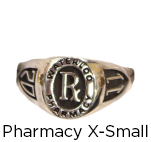 Pharmacy Extra Small Ring