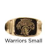 Warriors Small Ring